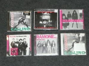 Clash/Ramones