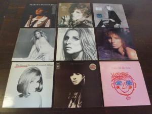 Barbra Streisand auf Vinyl