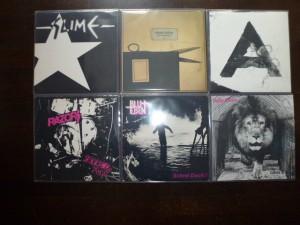 Slime Deutschpunk Alben